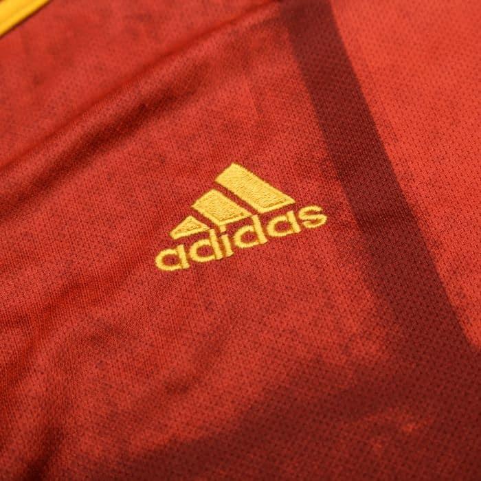 camiseta espana eurocopa 2020 simbolo adidas