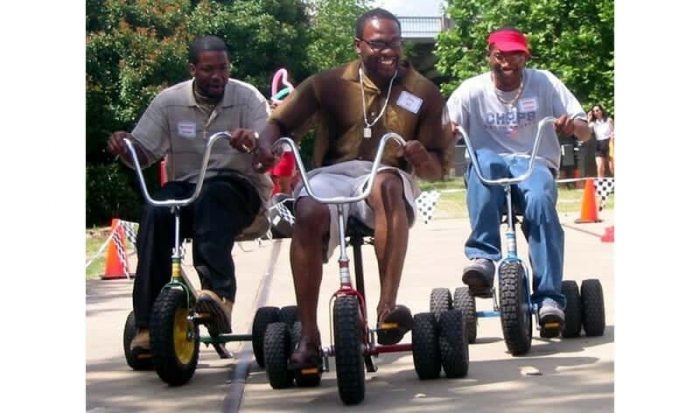 Giant Trike Rental for Team Building Activities