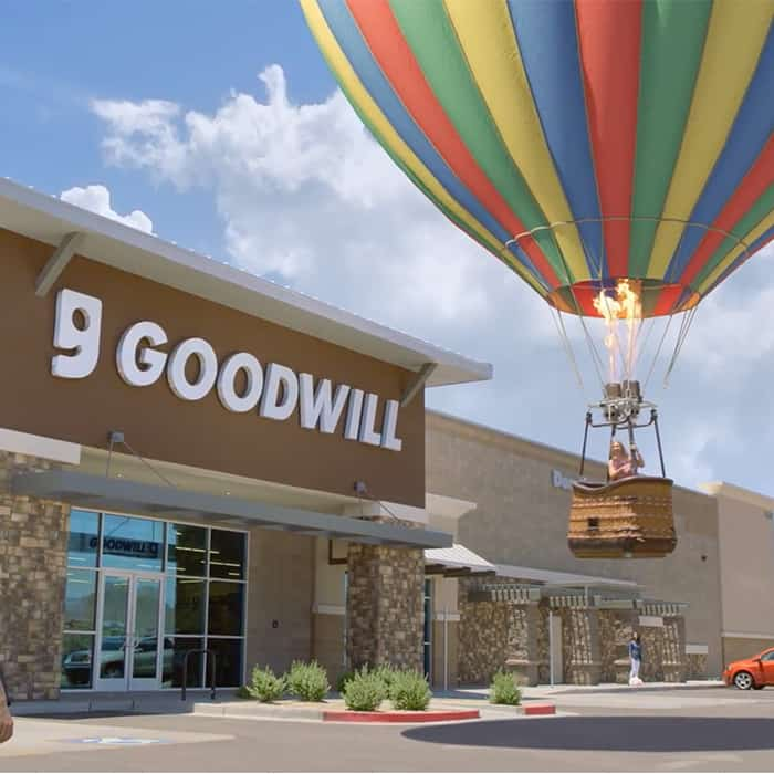 Goodwill | Expect the Unexpected | Case Study | Commit Agency