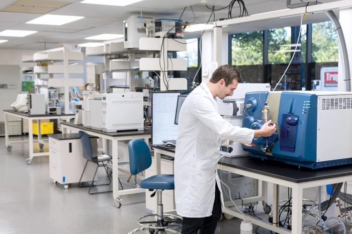 Cannacraft R&D facility, mg Magazine, June 2018