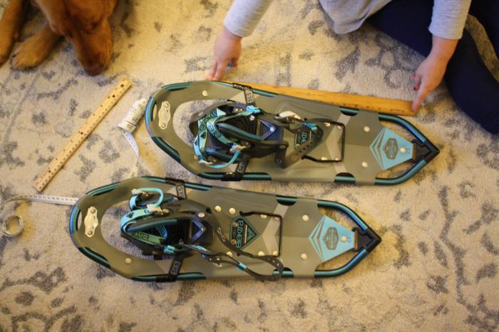 Measuring Snow Sport Gear Step 6 3 WinterKids