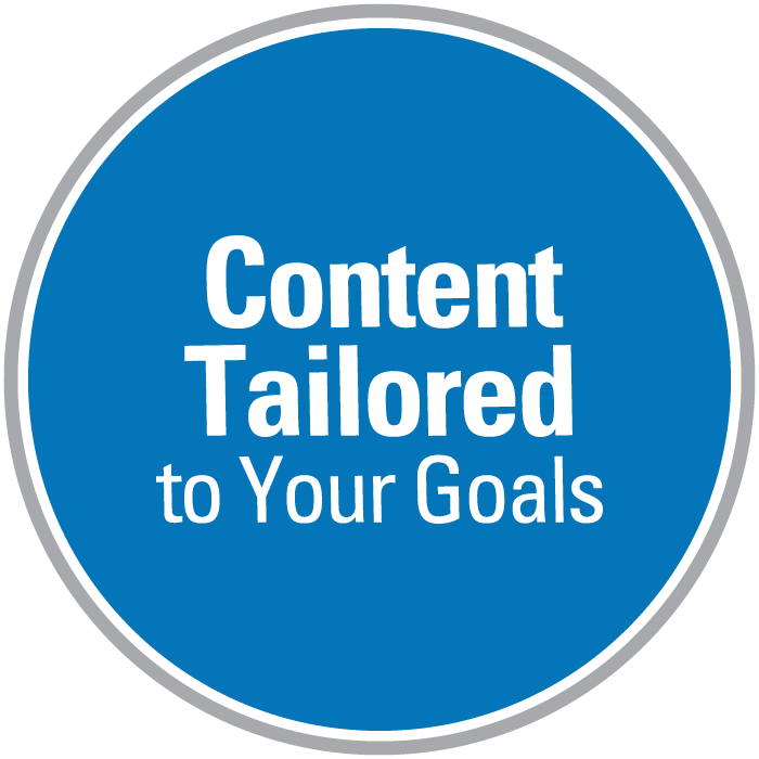 Baldwin Publishing has content tailored to your needs