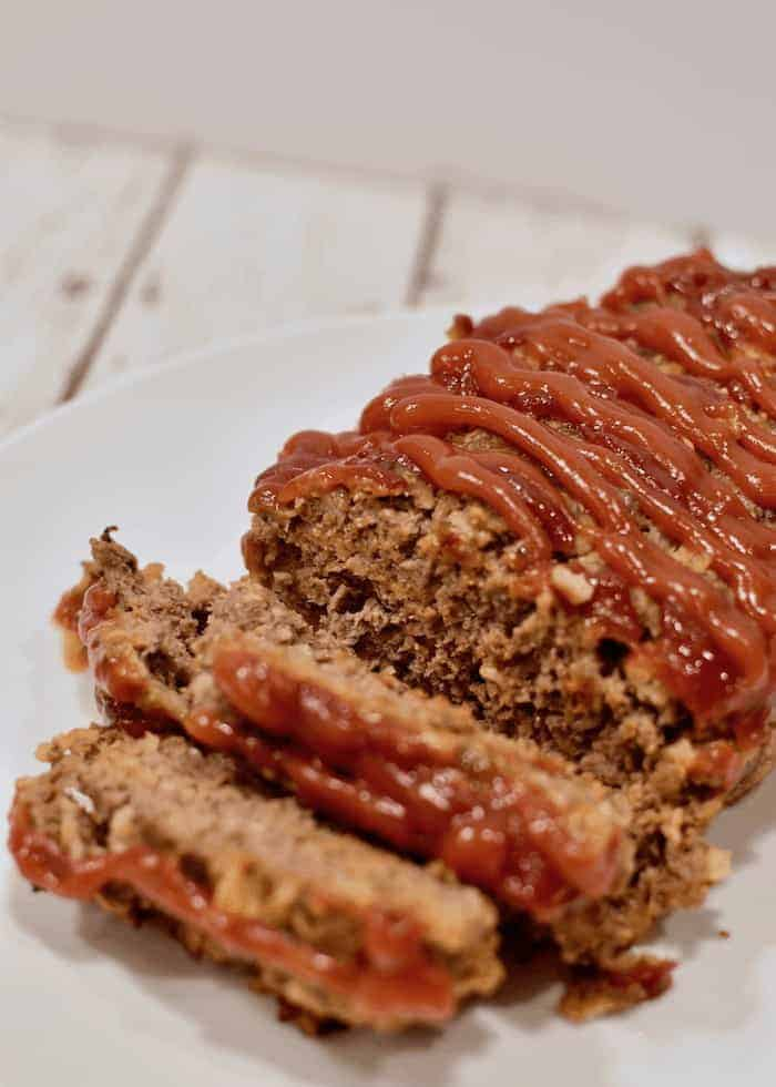Gluten-free Meatloaf (Dairy-free, Egg-free Option)