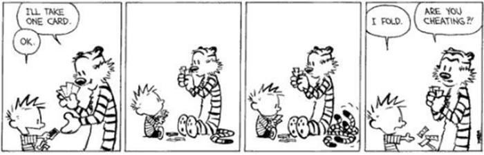 Calvin & Hobbes 9