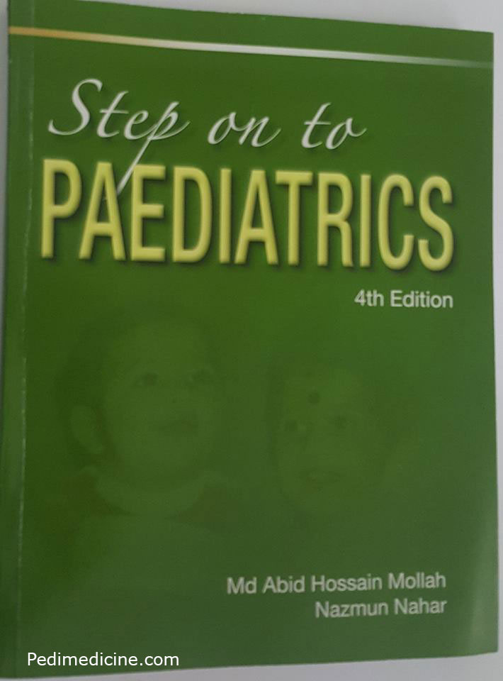 Download Step on to Pediatrics 3rd Edition by Prof Abid Hossain Mollah Sir