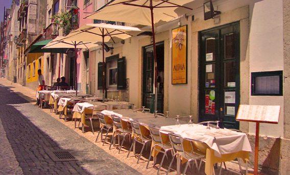 Wine Bars no Chiado/Bairro Alto em Lisboa