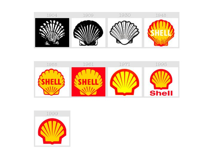 shell-logo-evolution