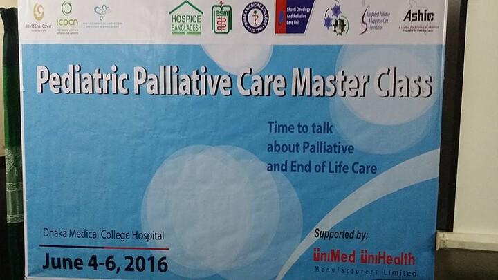 Pediatric Palliative Care Master Class