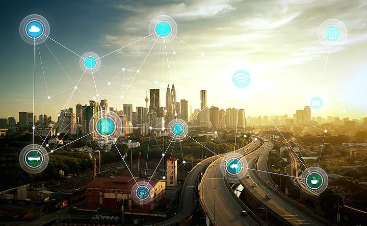 La 5G en ville et dans les transports