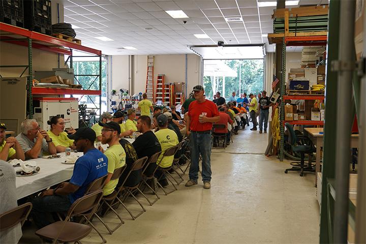 Labor Day Gathering