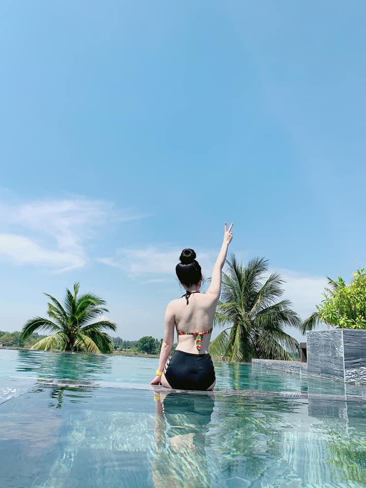 Hình ảnh khách đến nghỉ ngơi tại Hồ bơi vô cực Cocoland