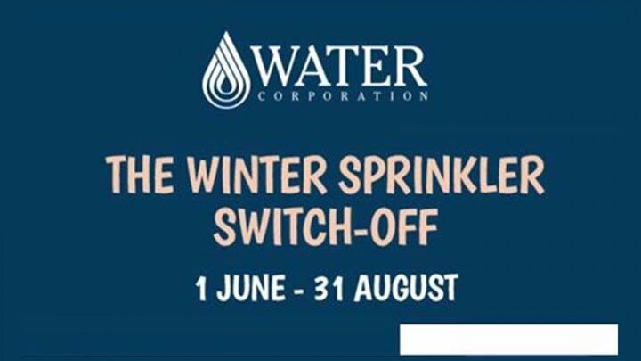The Garden Fixer | Sprinkler time