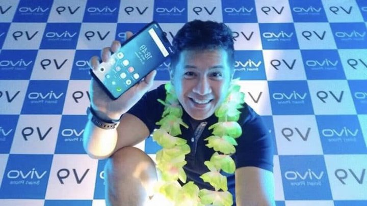 The all-new Vivo V9 AI-powered FullView display smartphone is now in the Philippines