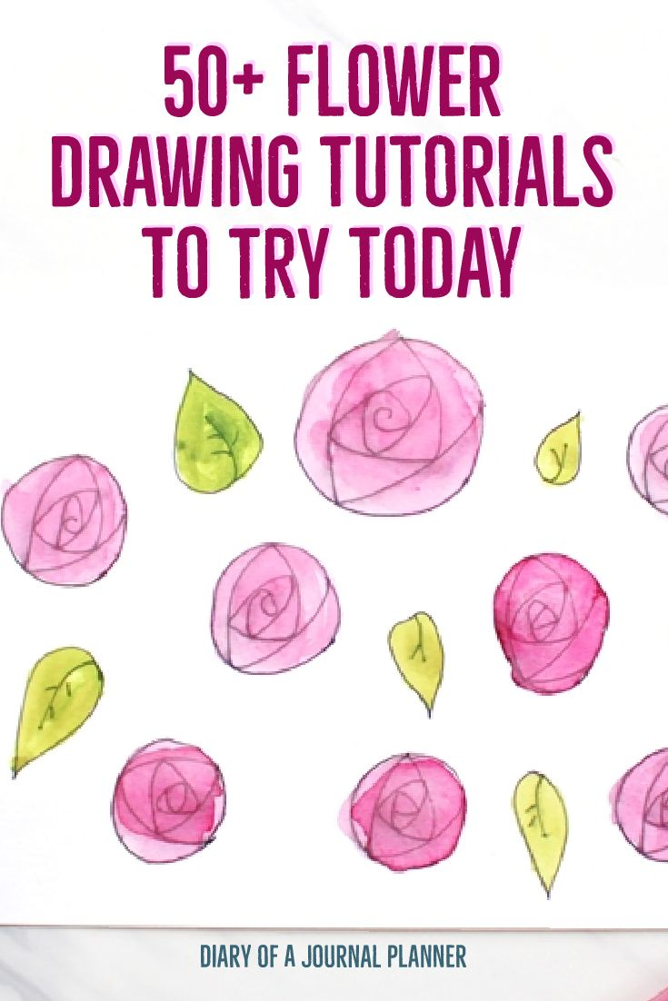 flower doodles best floral doodles