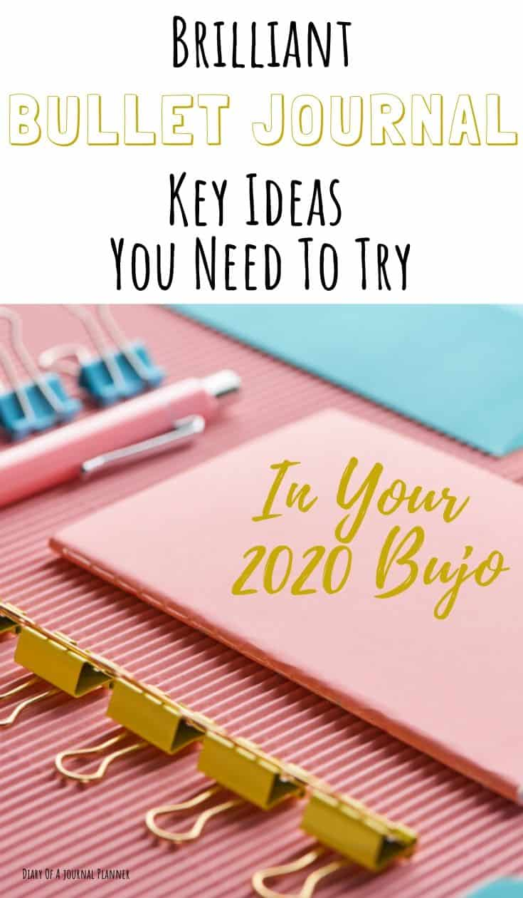 How To Make A Key For Bullet Journal. Find lots of great Bullet journal key ideas to help you create a key that is perfect for YOU! #bulletjournal #bujo #bulletjournalkey #bujokey #bulletjournalideas