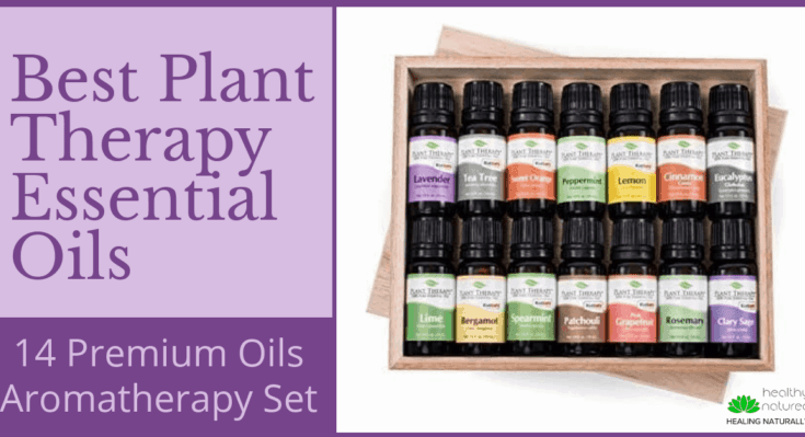 Best Plant Therapy Essential Oils - 14 Premium Oils Aromatherapy Kit