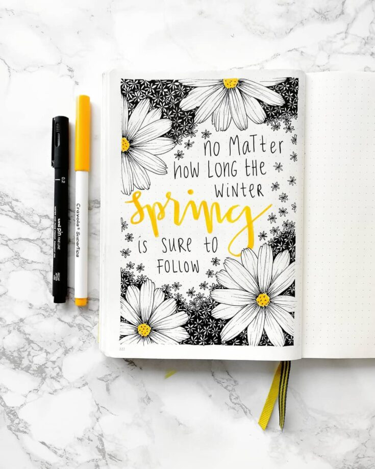 Spring Cover Page
