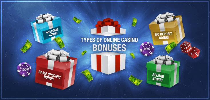 Online Casino Bonus Types