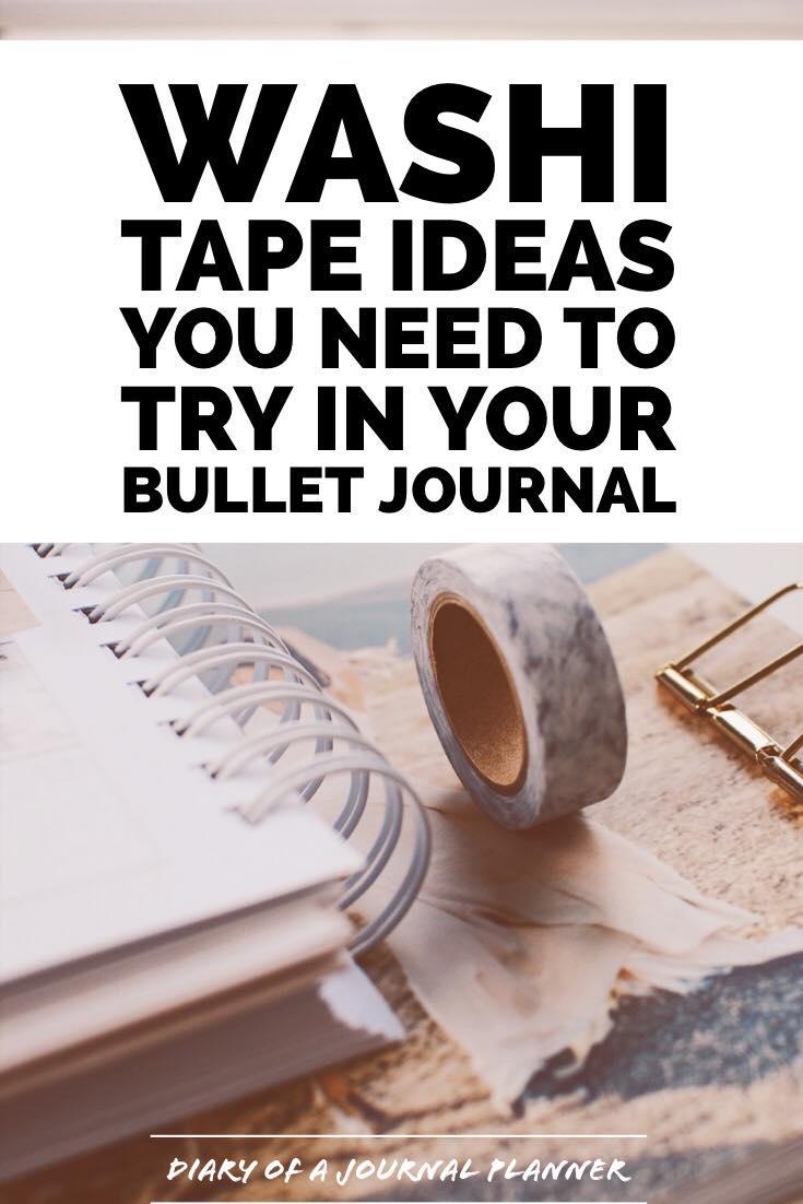 washi tape bujo   washi tape bujo spread   washi tape bujo ideas   washi tape bujo page   washi tape bujo bullet journal  