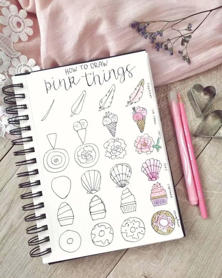 Step by Step Doodles