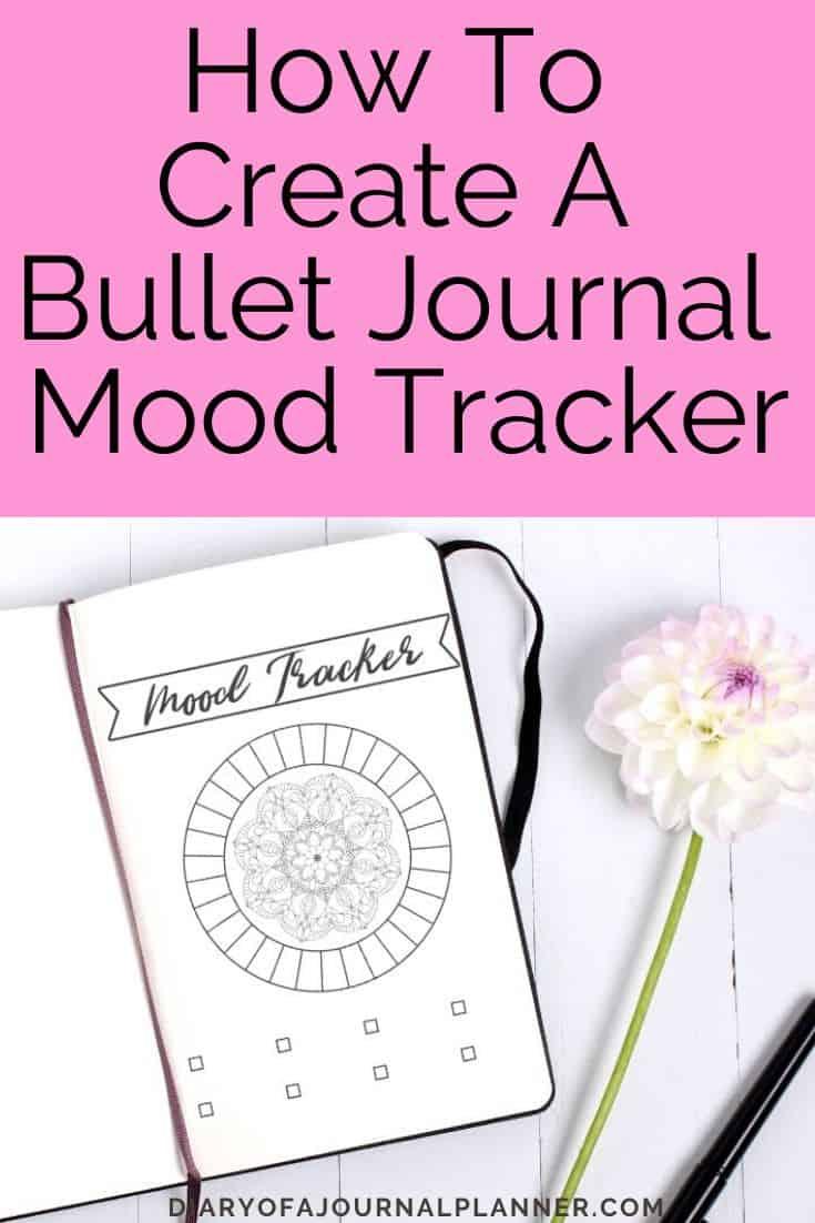 Mood Tracker For Bujo