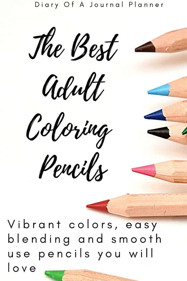 Colored Pencils For Grown Up Coloring The Best Colored Pencils For Adults To Suit All Budgets