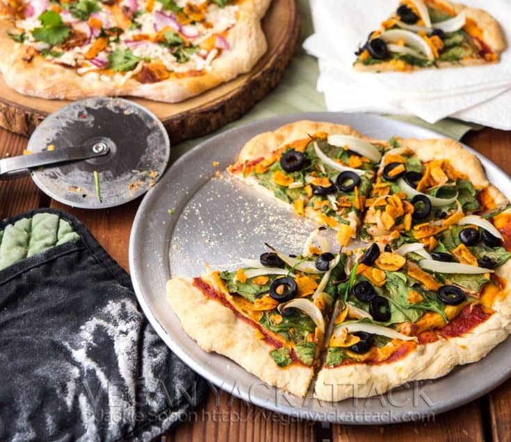 Vegan Pizza Party!