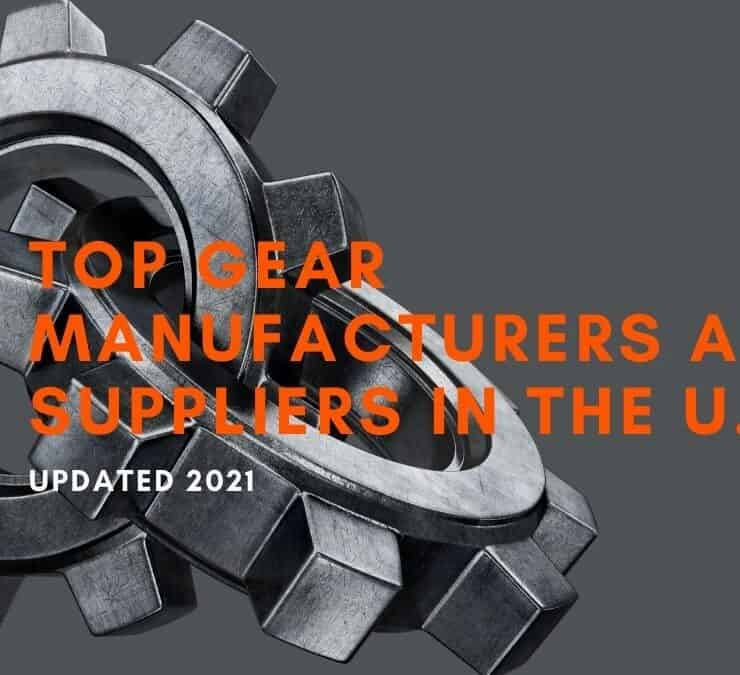 Top Gear Manufacturers and Suppliers in the U.S.A.