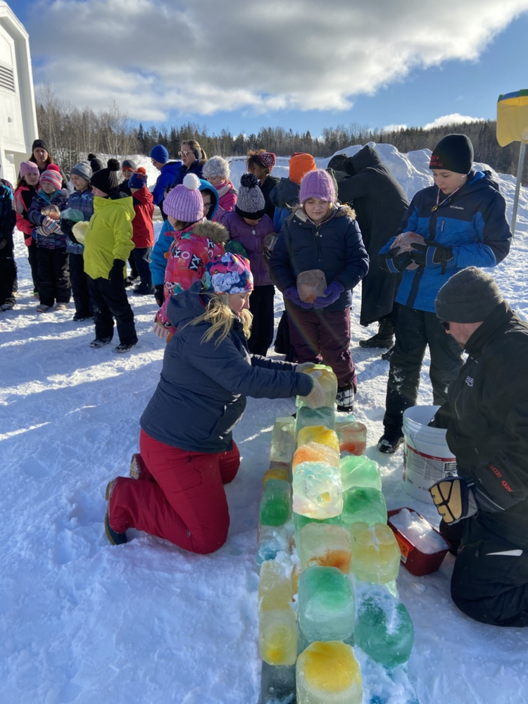 Dr Levesque Elementary Winter Games 2020 0011