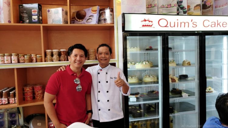 Quim's Cake Bakeshop and Cafe