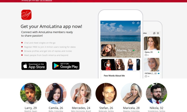 Is AmoLatina App the Best Latin Dating App?