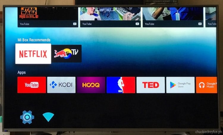 Xiaomi Mi Box Android TV - Globe Telecom - Globe at Home