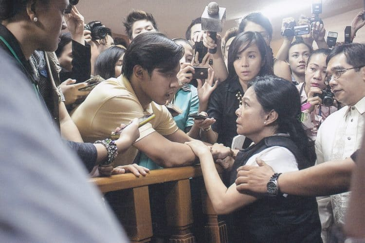 Whistleblower - Carlo Aquino and Nora Aunor
