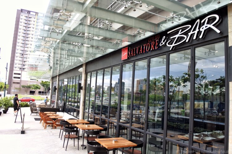 Salvatore Cuomo Restaurant and Bar - Uptown Parade - BGC