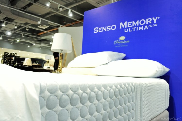 Uratex mattress - Senso Memory Ultima Plus