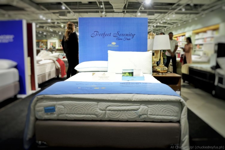 Uratex mattress - Perfect Serenity Aura Fresh