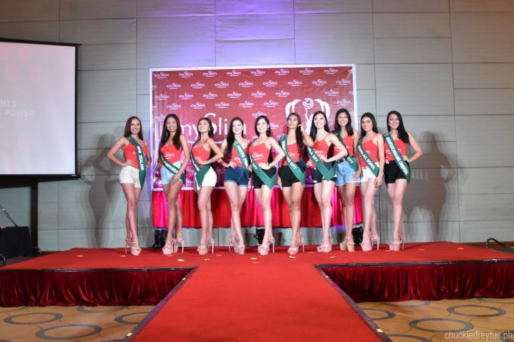 mySlim Miss Philippines Earth