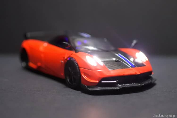 Petron Pagani Toy Car Collection