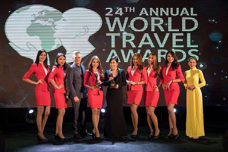 2017 AirAsia World Travel Awards