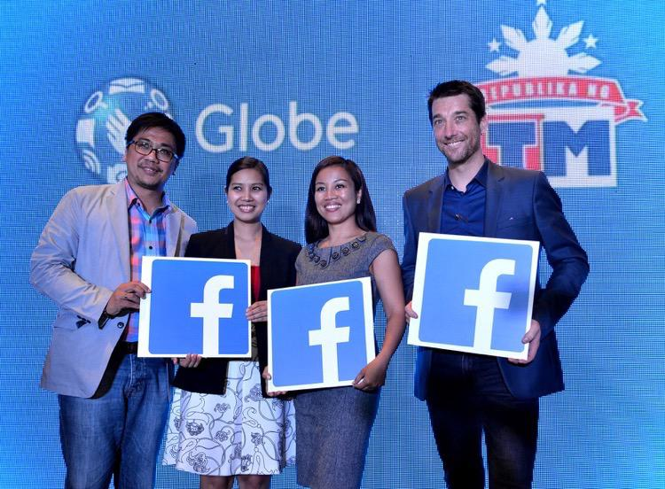 FREE Facebook and Viber on all Globe promos and plans