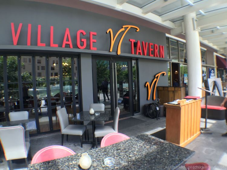 Premium Wagyu Burgers at Village Tavern, BGC