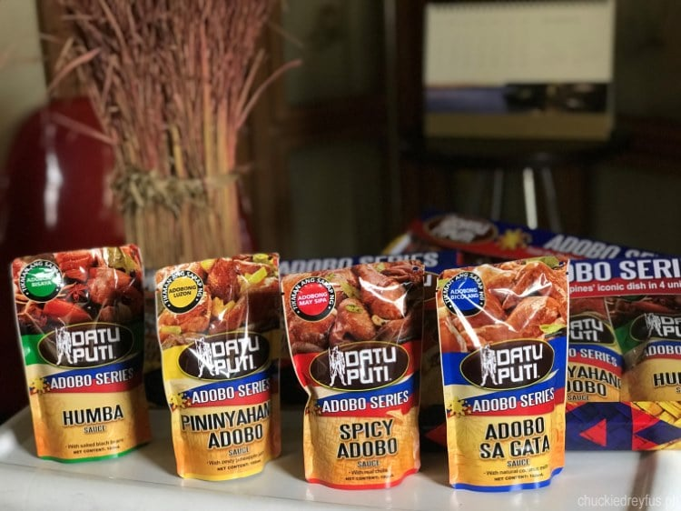 Datu Puti Adobo Series