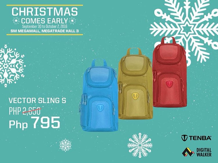 Christmas Comes Early Sale - Digital Walker - SM Megamall