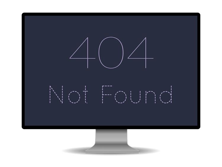 code http 404