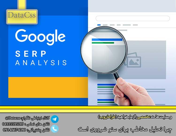 تجزیه و تحلیل SERP در هر مکان