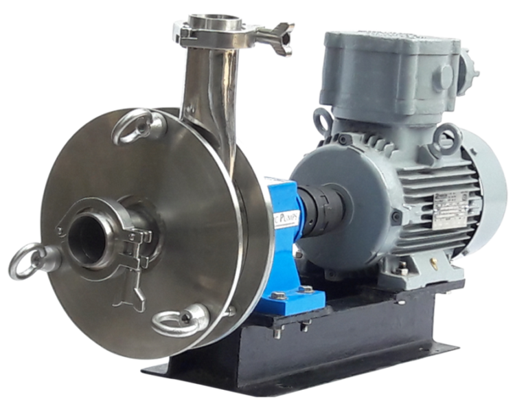 Milk Dairy Sanitary Pump