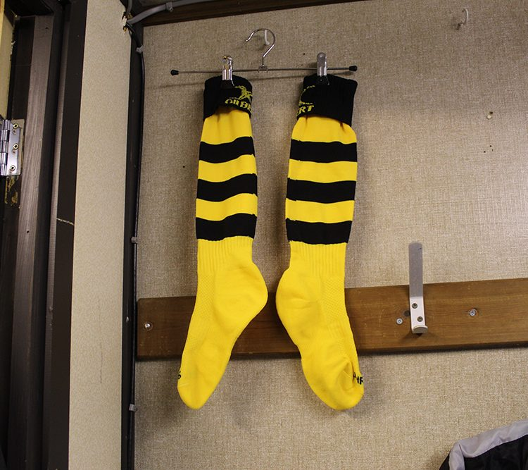 Gilbert adult kit socks