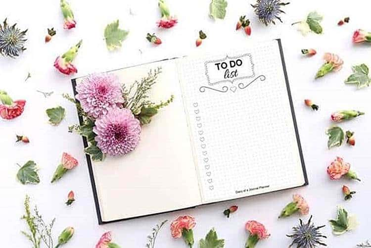 free bullet journal printables to get you organized