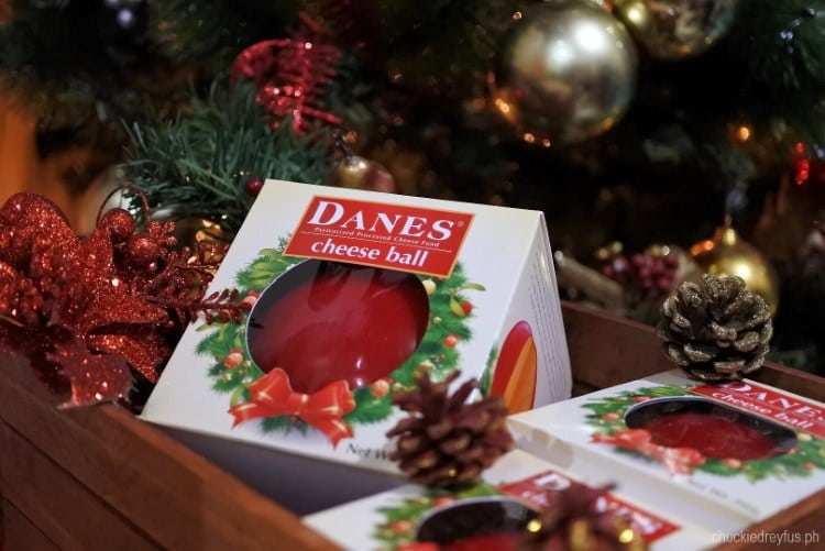 Danes Cheese Ball - HappyHoliDANES - Happy New Year