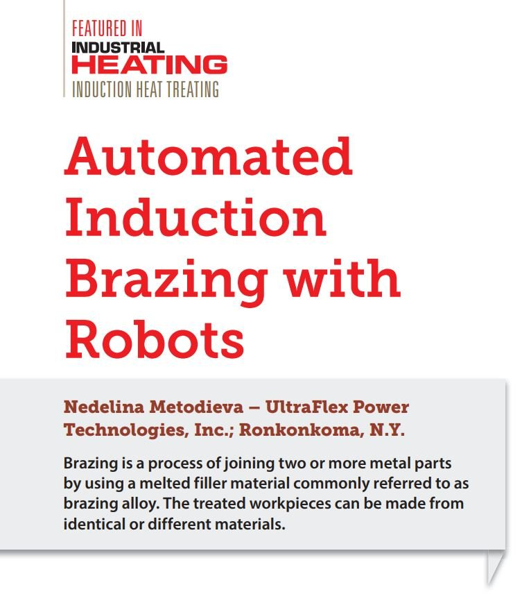 induction brazing with robots pdf